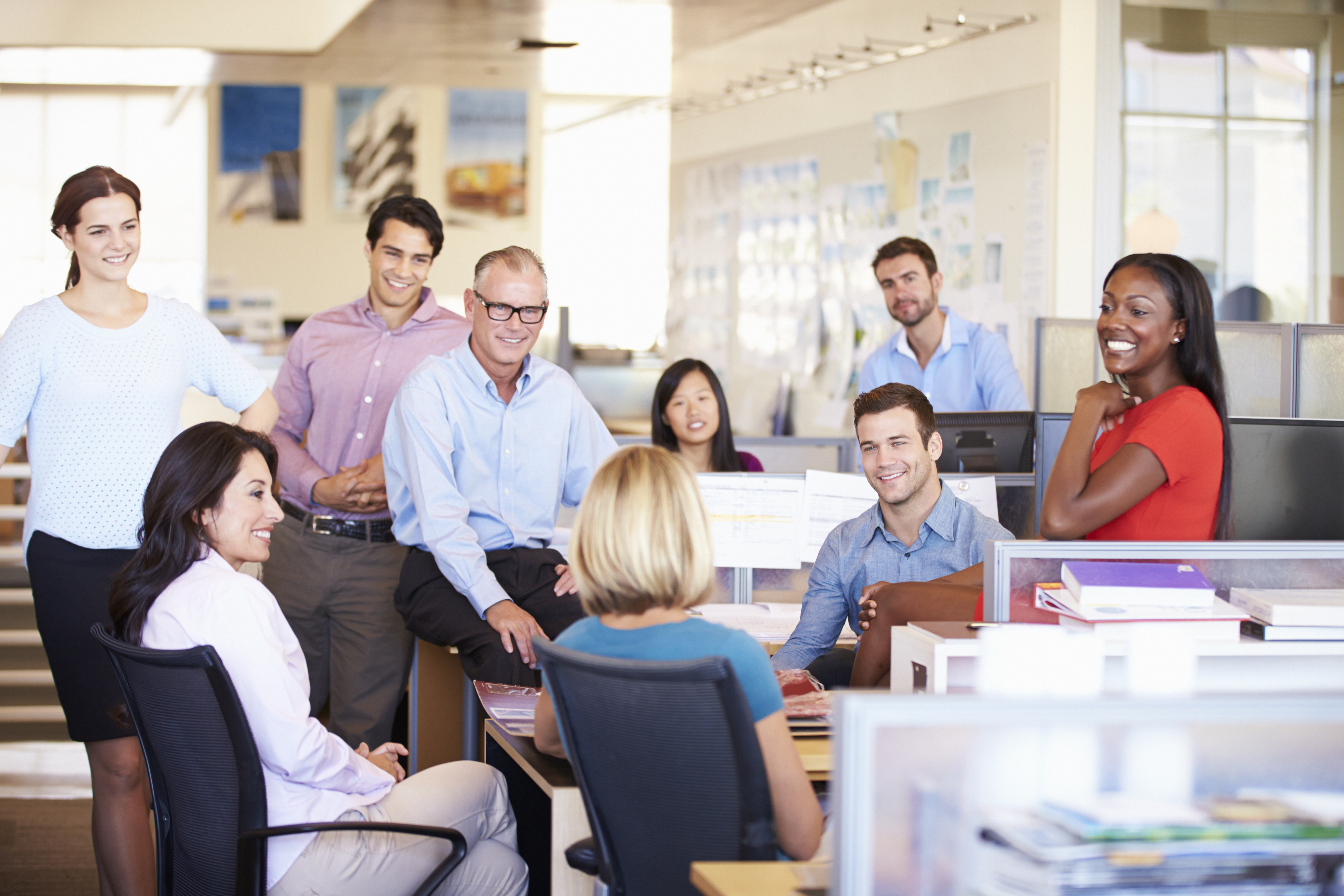 Best Workplaces for Inclusion