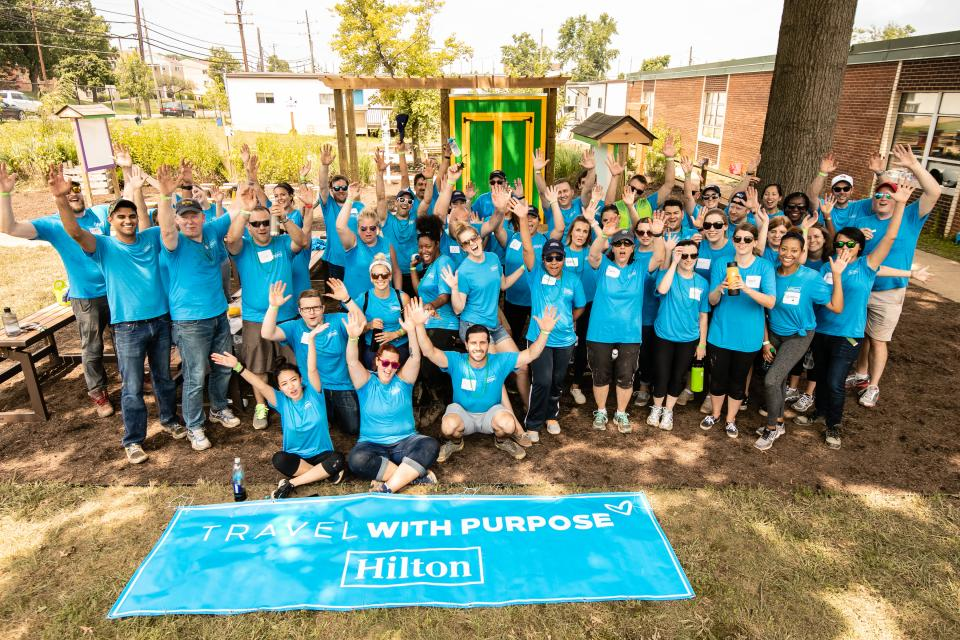 Best Workplaces in Retail and Hospitality: Team Members are the Heart of Hilton