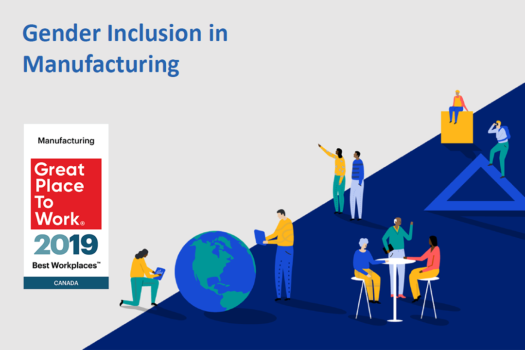 Webinar: Gender Inclusion in Manufacturing