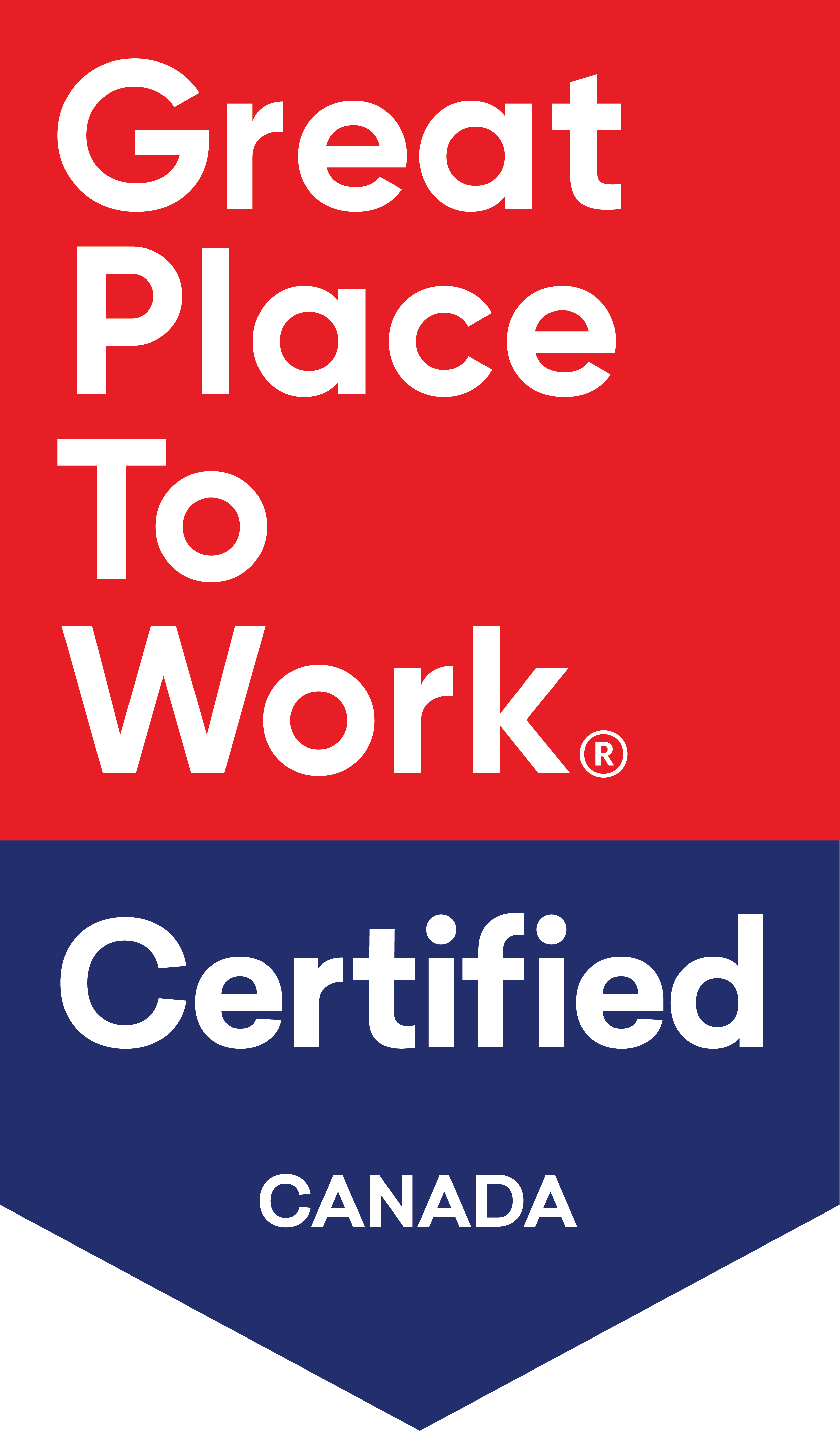 Certification logo English