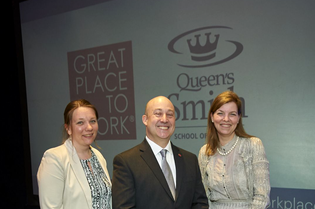 Great Place to Work Partners with The Smith School of Business at Queen's University