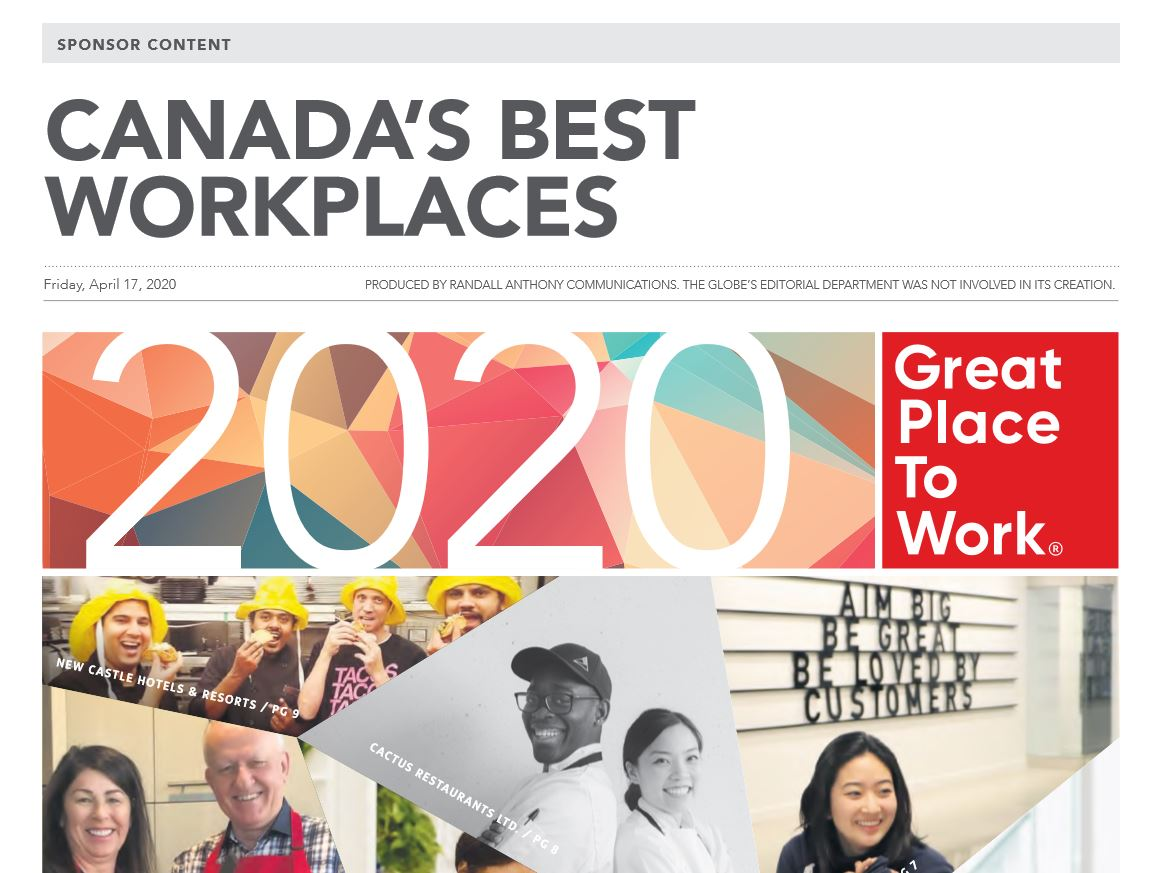 Canadas Best Workplaces