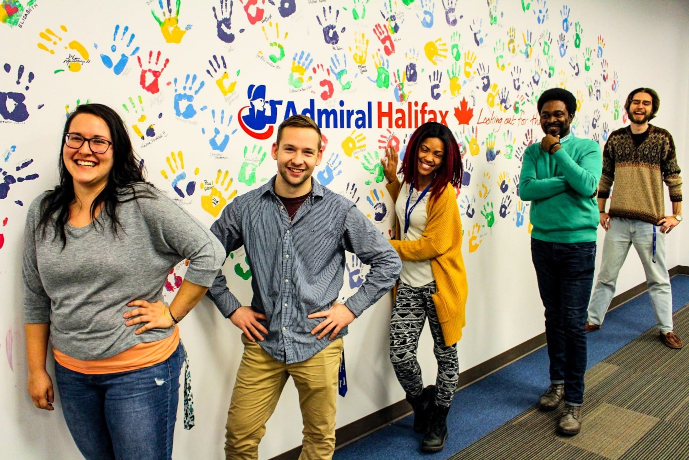 A Culture of Health and Happiness at Admiral Insurance Canada