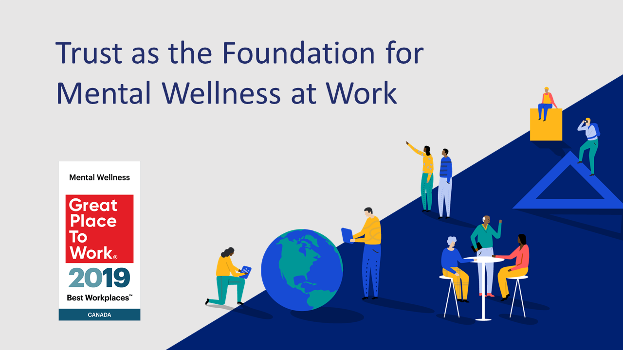 Webinar: Trust as the Foundation for Mental Wellness at Work